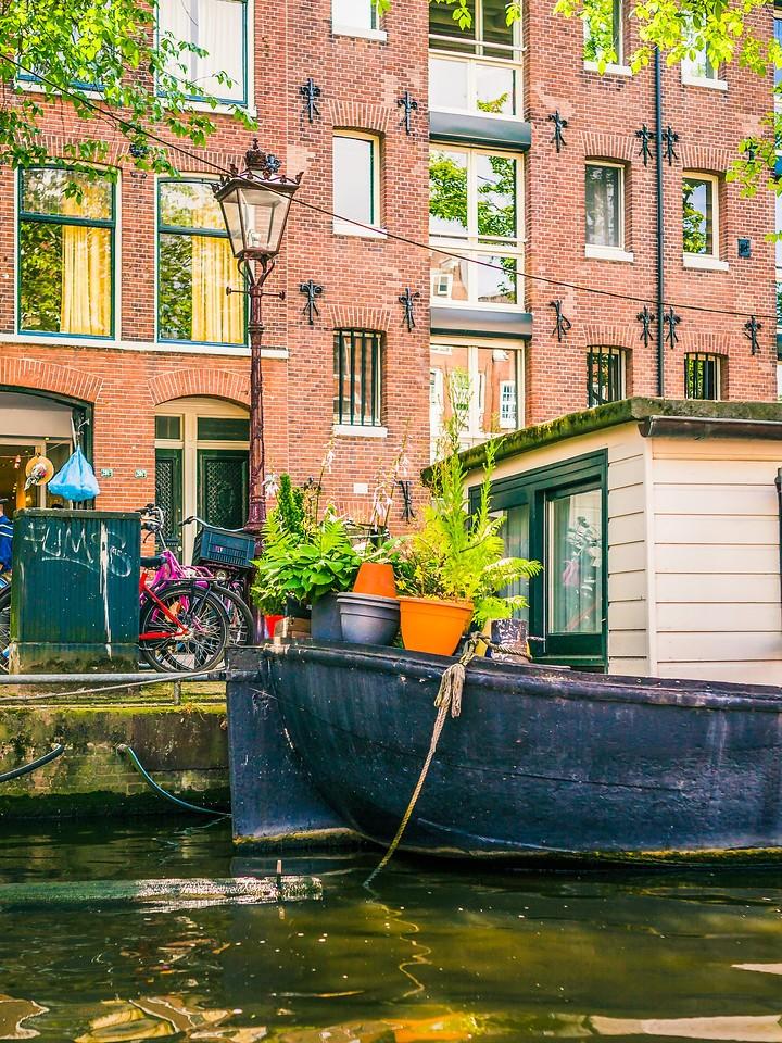 荷兰阿姆斯特丹,一段记忆_图1-3