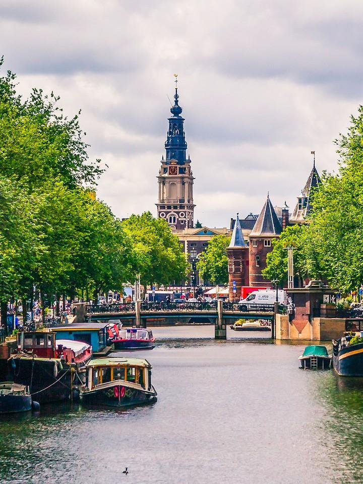 荷兰阿姆斯特丹,一段记忆_图1-4