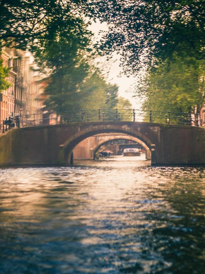荷兰阿姆斯特丹,一段记忆_图1-8