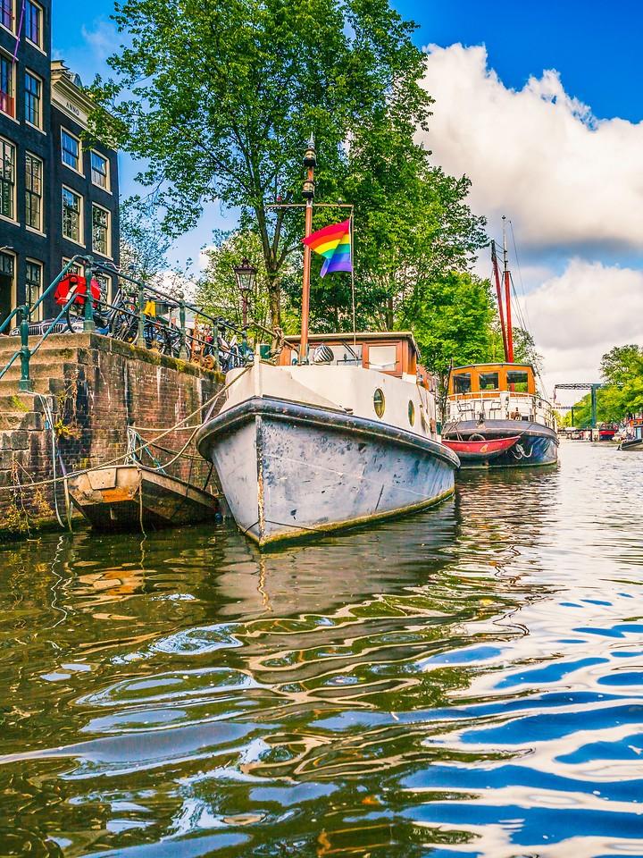 荷兰阿姆斯特丹,一段记忆_图1-30
