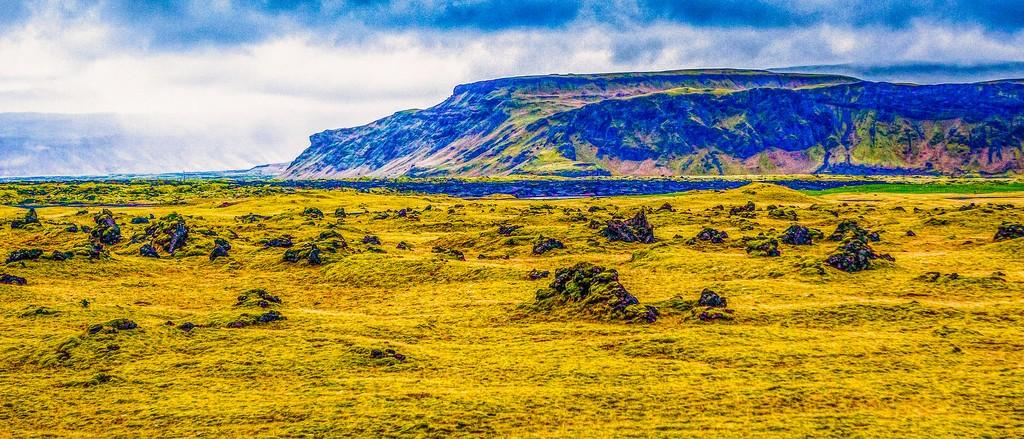冰岛风采,山脉起伏_图1-37