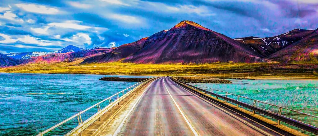 冰岛风采,山脉起伏_图1-30