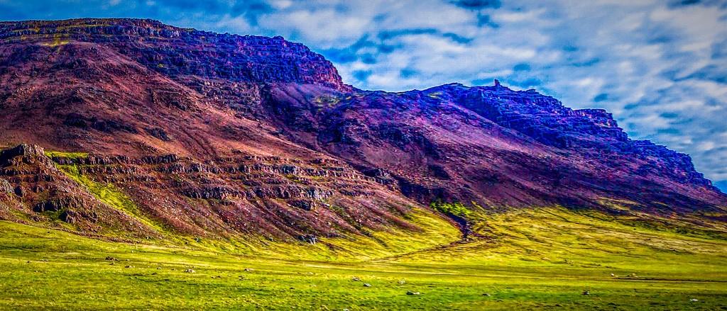 冰岛风采,山脉起伏_图1-40