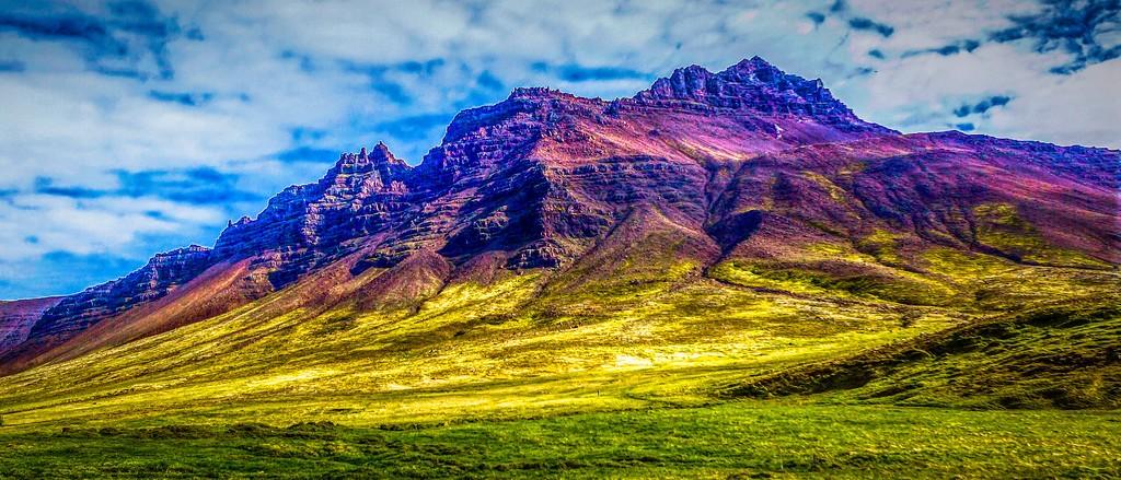 冰岛风采,山脉起伏_图1-28