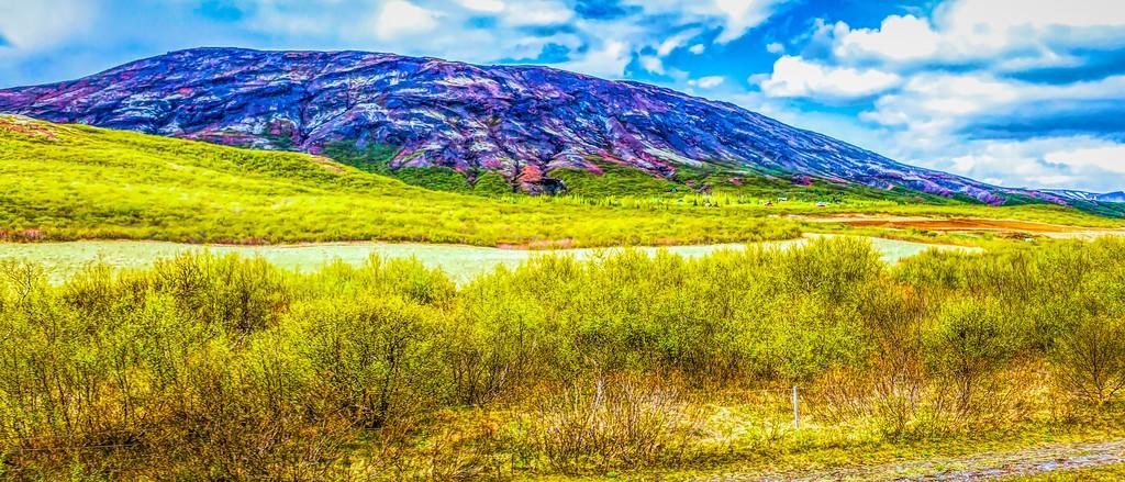 冰岛风采,山脉起伏_图1-32