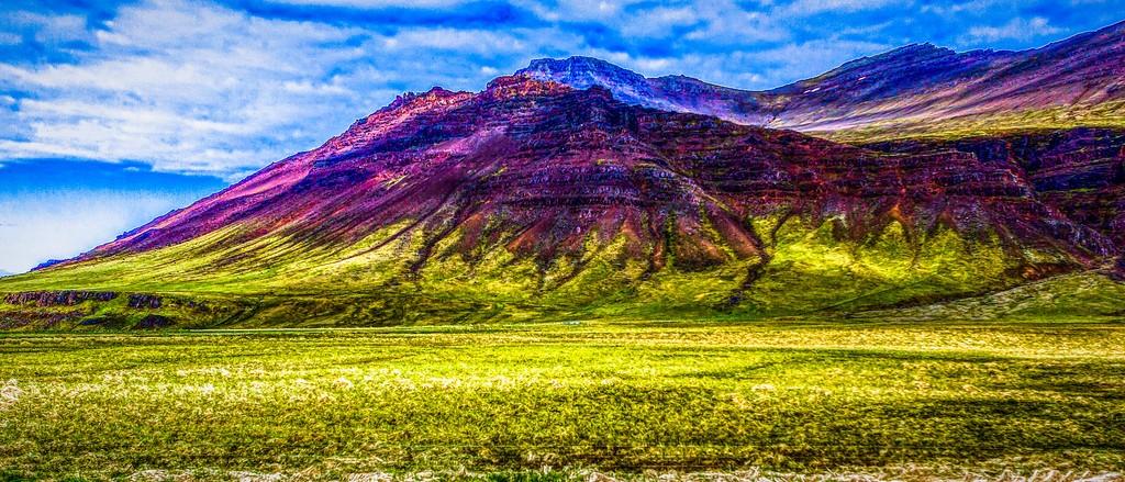 冰岛风采,山脉起伏_图1-27