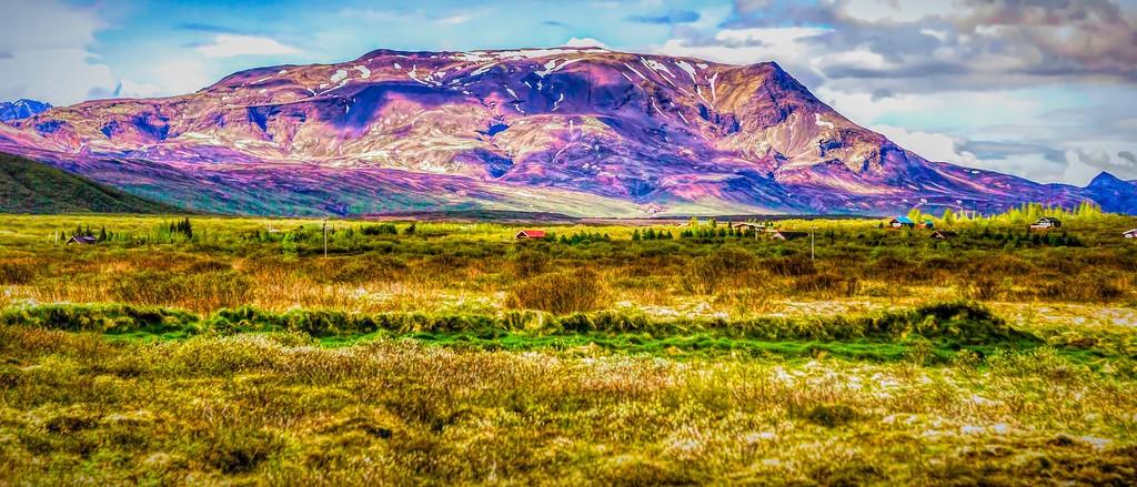 冰岛风采,山脉起伏_图1-25