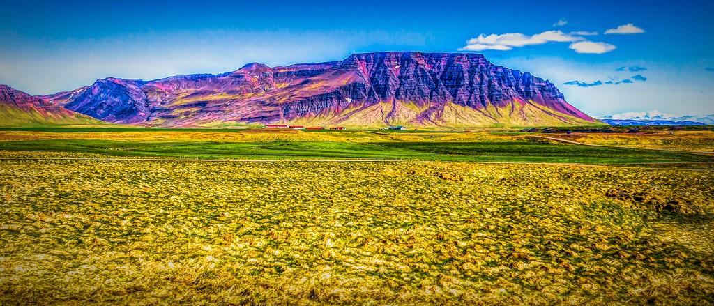 冰岛风采,山脉起伏_图1-21