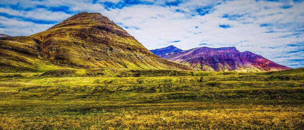 冰岛风采,山脉起伏_图1-22