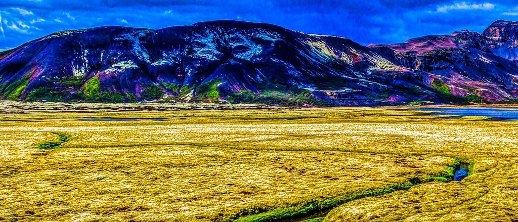 冰岛风采,山脉起伏_图1-24