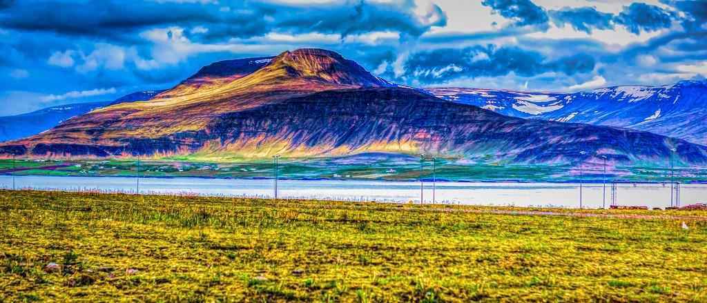冰岛风采,山脉起伏_图1-7