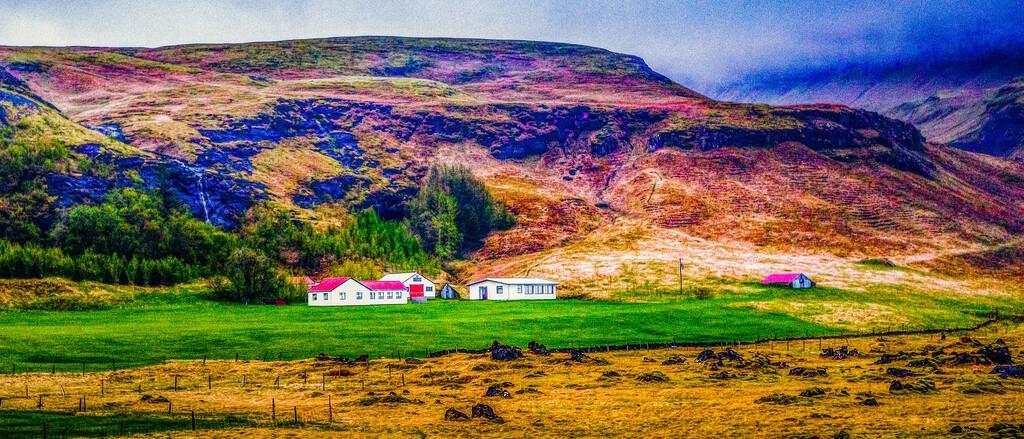 冰岛风采,山脉起伏_图1-6