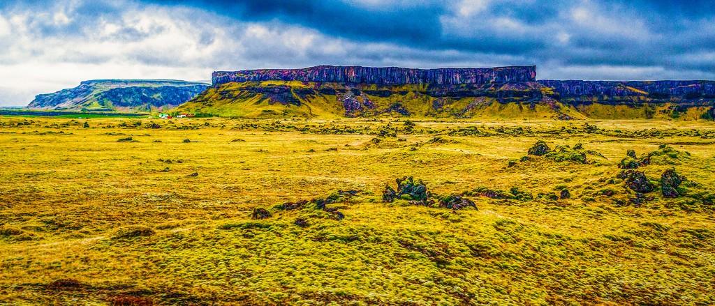冰岛风采,山脉起伏_图1-11