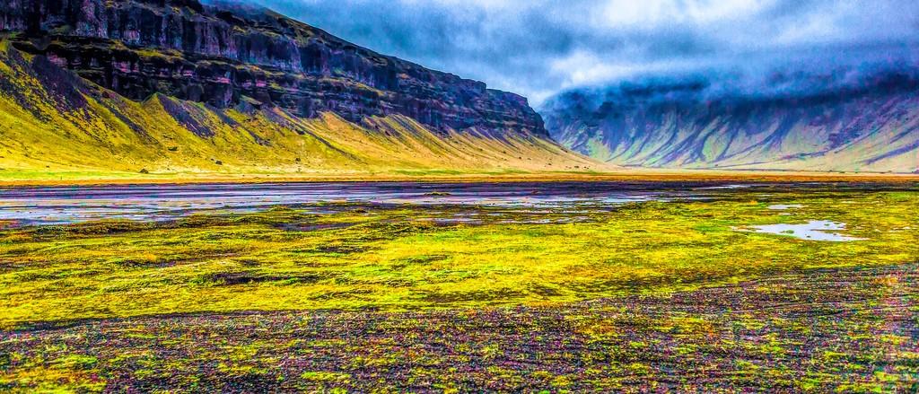 冰岛风采,山脉起伏_图1-12