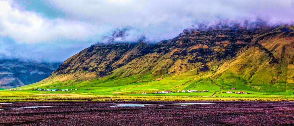 冰岛风采,山脉起伏_图1-13