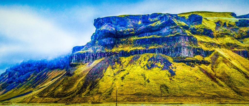 冰岛风采,山脉起伏_图1-18