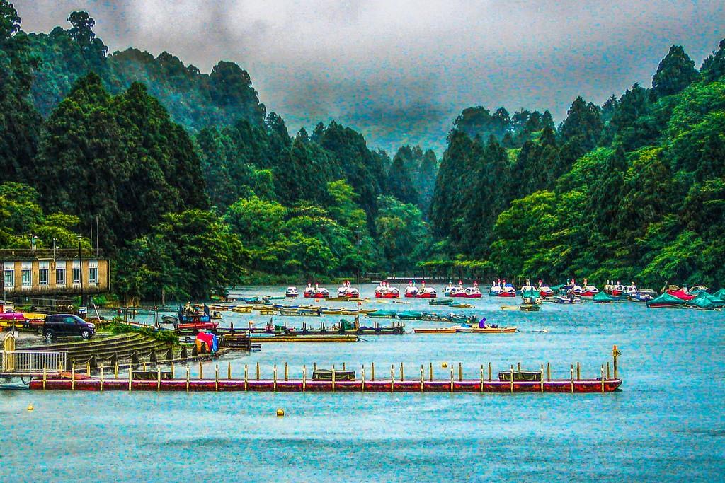 日本印象,雾里巡游_图1-12