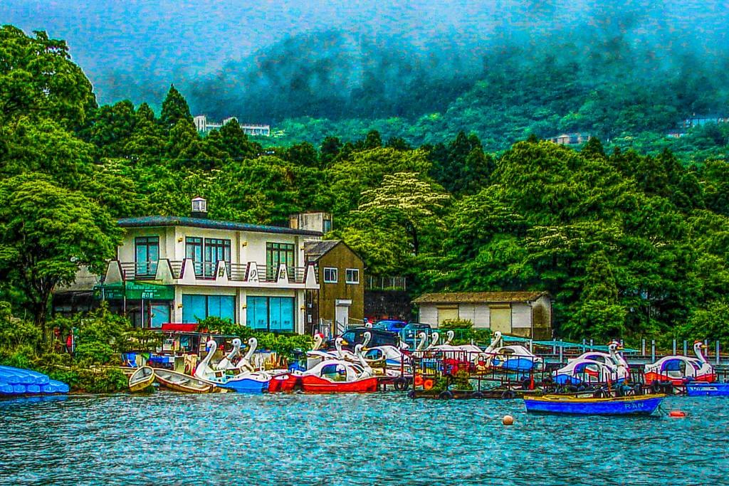 日本印象,雾里巡游_图1-6