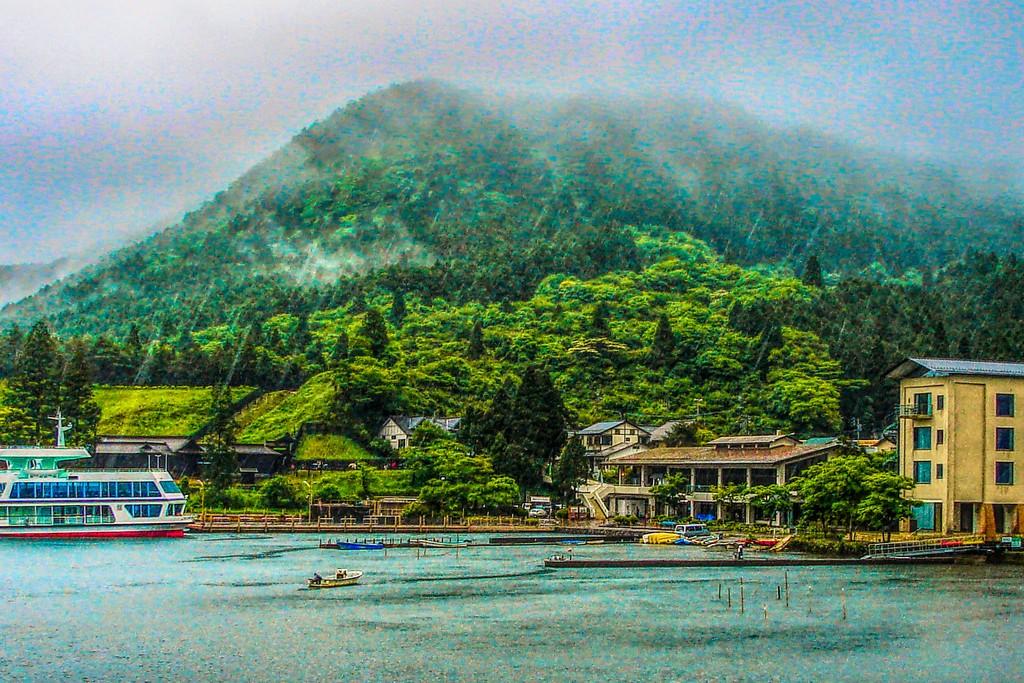 日本印象,雾里巡游_图1-13