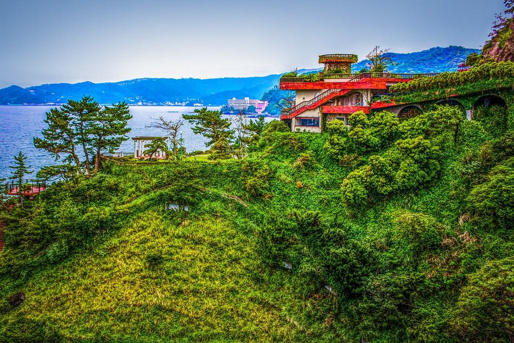 日本印象,雾里巡游_图1-30