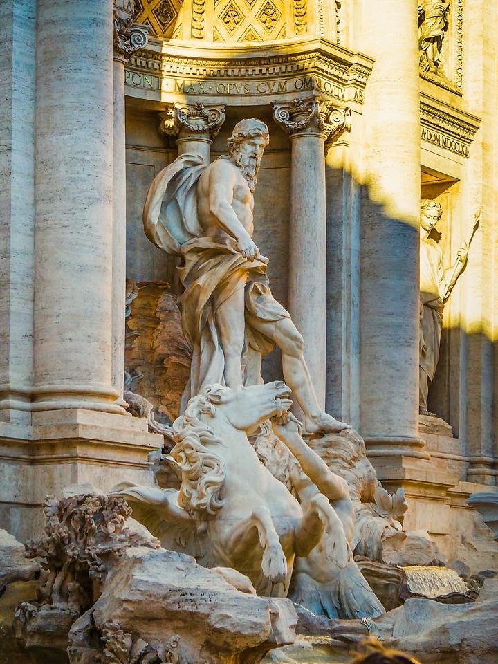 罗马特雷维喷泉(Trevi Fountain),闻名遐迩_图1-19