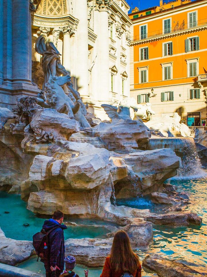 罗马特雷维喷泉(Trevi Fountain),闻名遐迩_图1-20