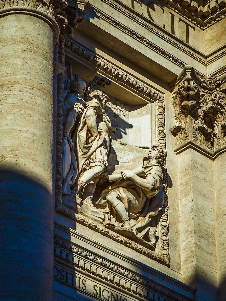 罗马特雷维喷泉(Trevi Fountain),闻名遐迩_图1-15
