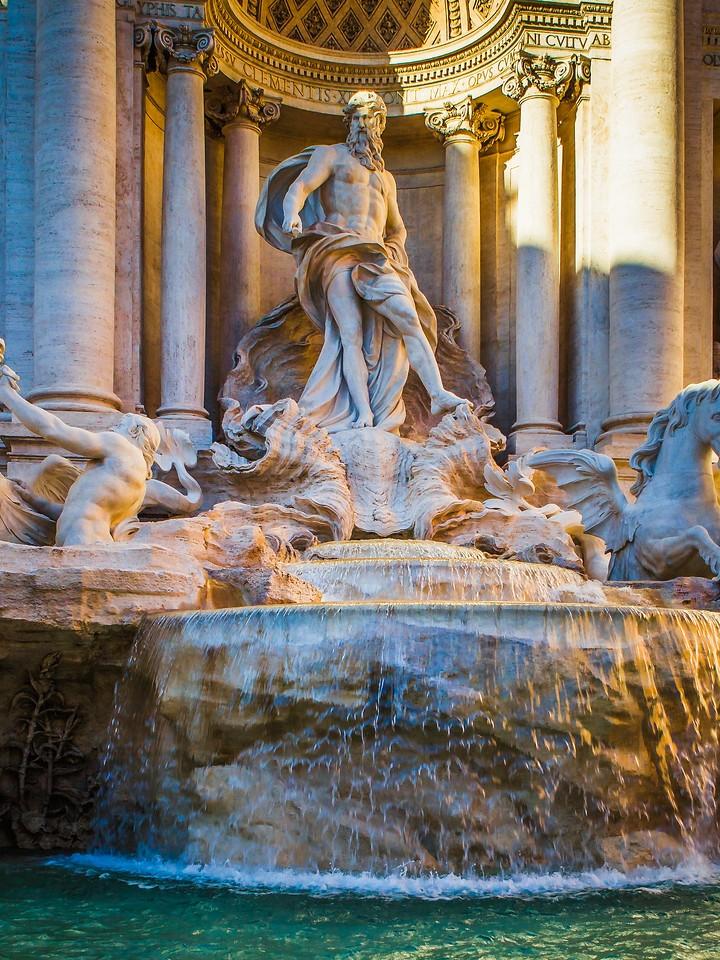 罗马特雷维喷泉(Trevi Fountain),闻名遐迩_图1-9