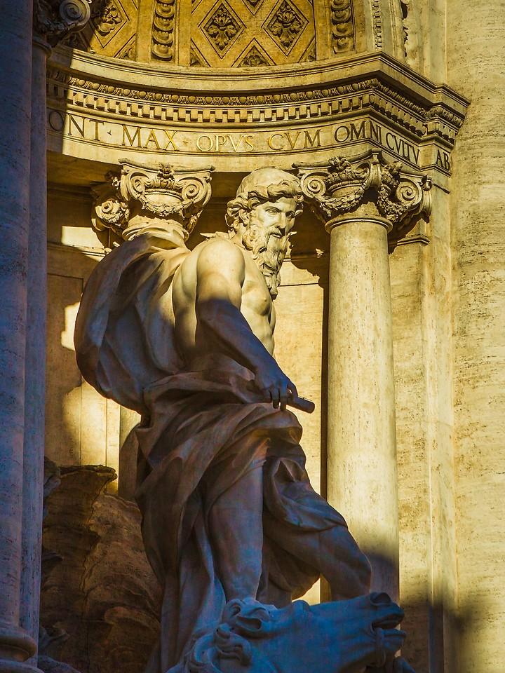 罗马特雷维喷泉(Trevi Fountain),闻名遐迩_图1-13