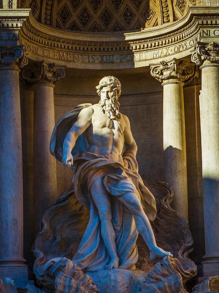 罗马特雷维喷泉(Trevi Fountain),闻名遐迩_图1-7