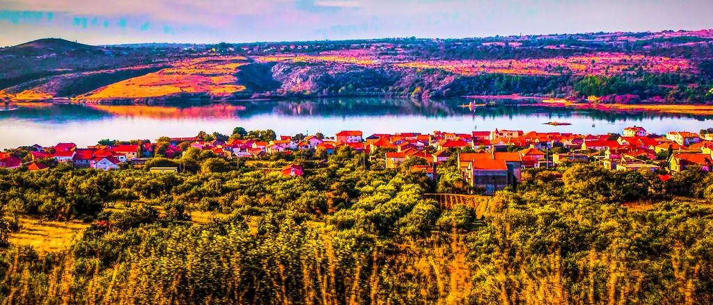 克罗地亚旅途,抬头远视_图1-39