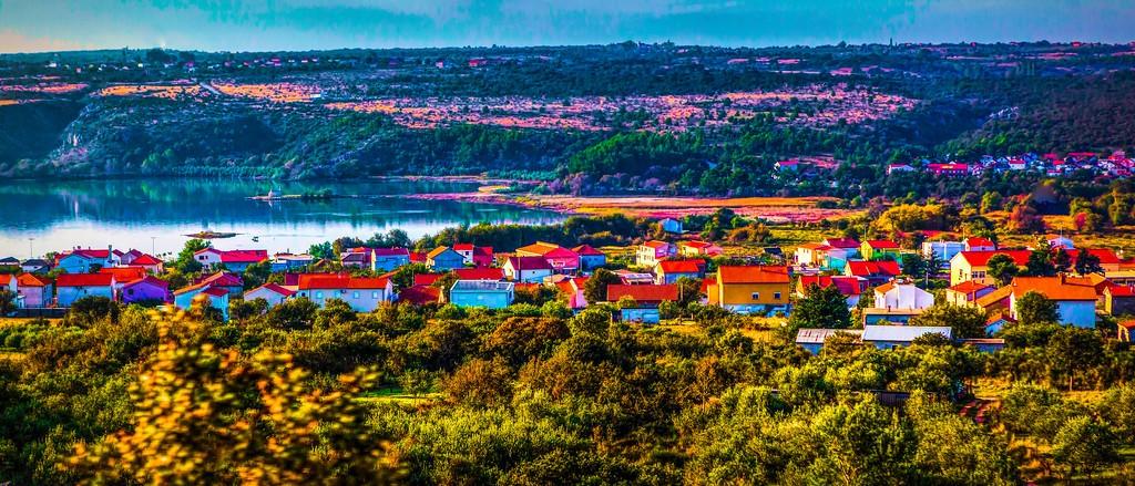 克罗地亚旅途,抬头远视_图1-28