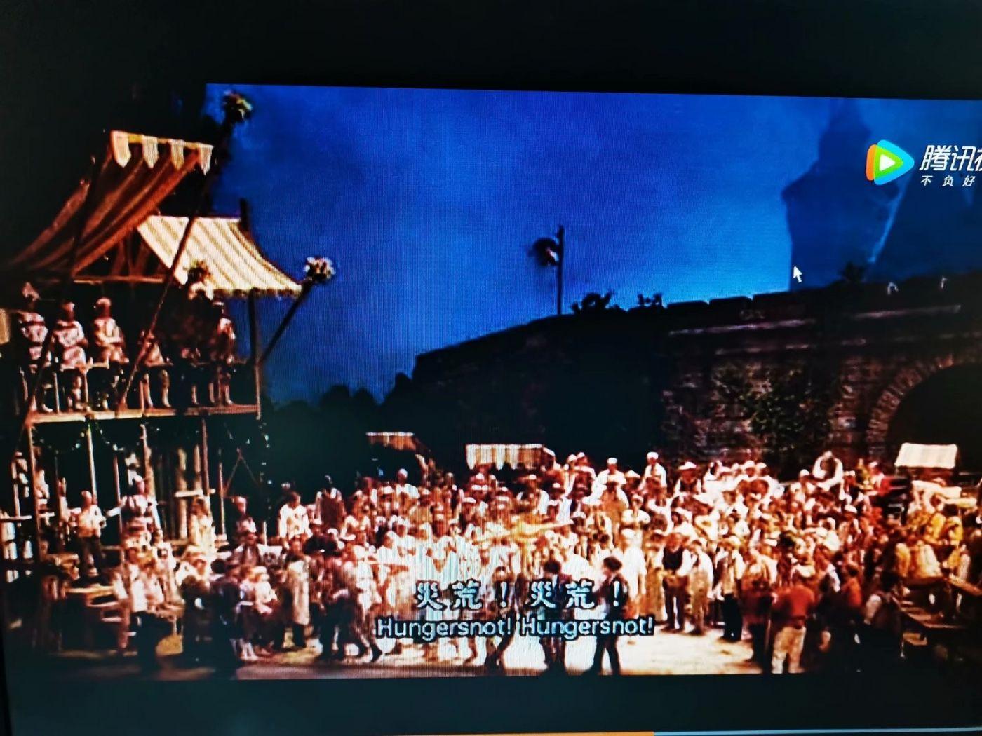 昨天部分日记:网上看了瓦格纳的名剧《纽伦堡的名歌手》,超长,四个半小时 ..._图1-1