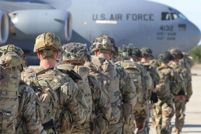 美代理防长致信全体美军:所有的战争都必须结束,你们是时候回家了 ..._图1-2