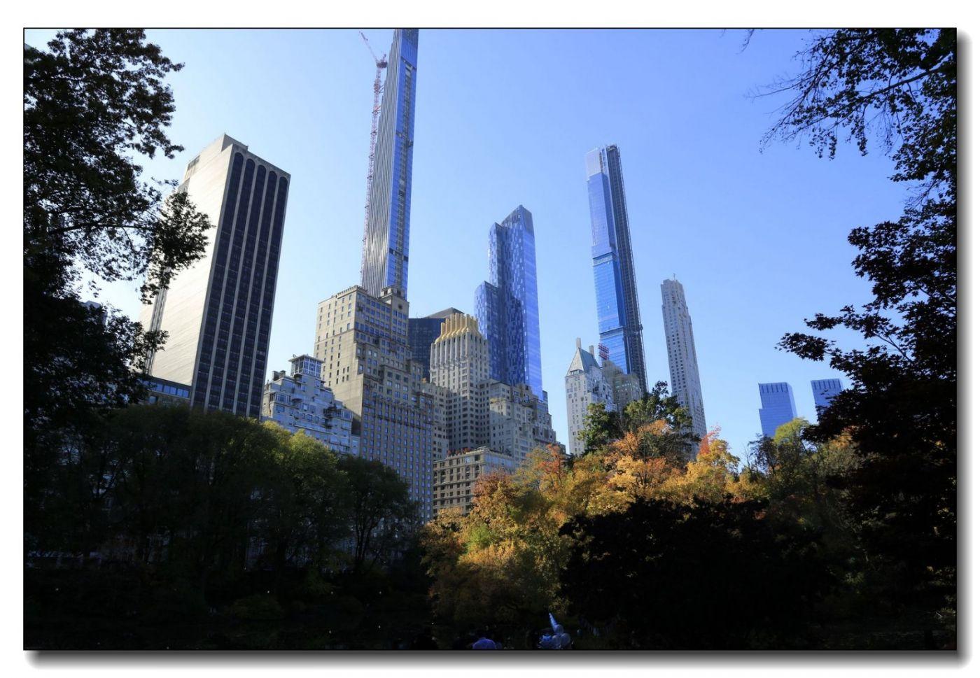 深秋色彩-中央公园1_图1-3