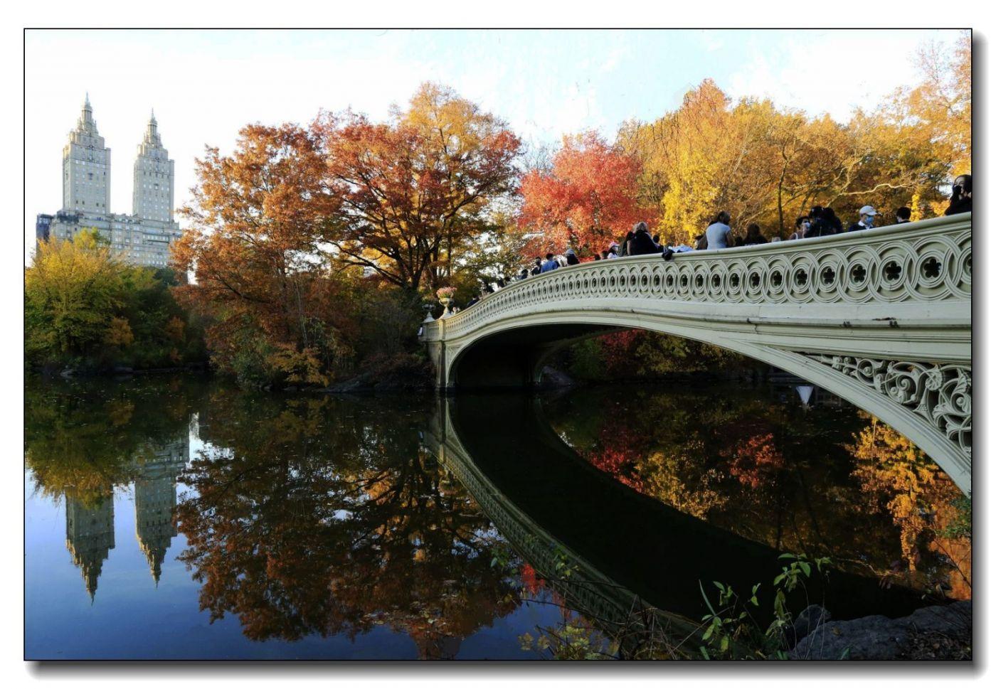 深秋色彩-中央公园2_图1-6