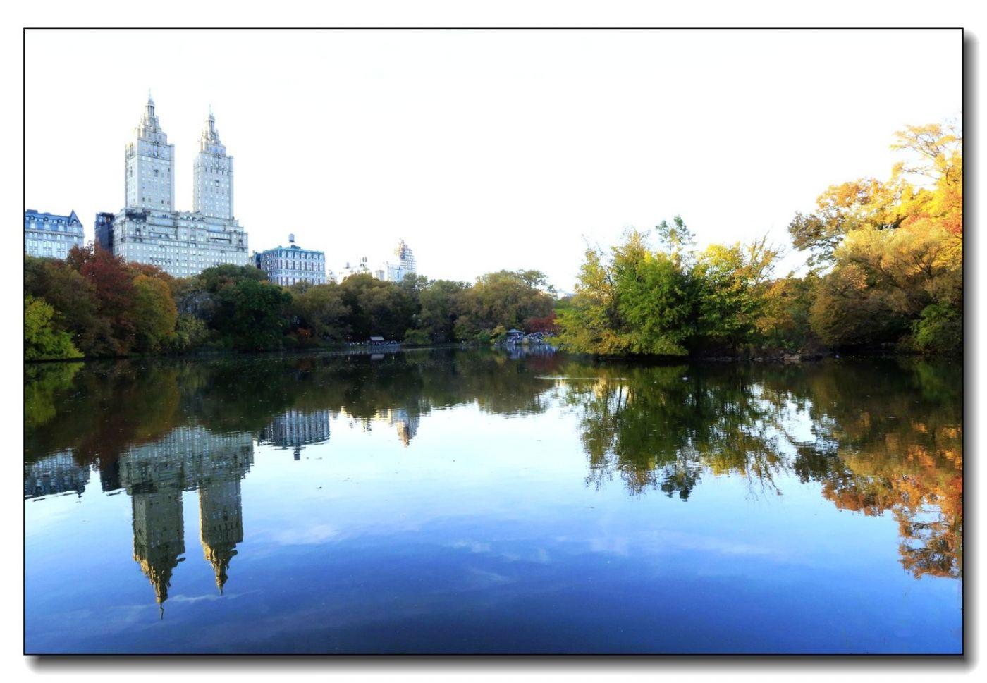深秋色彩-中央公园2_图1-8