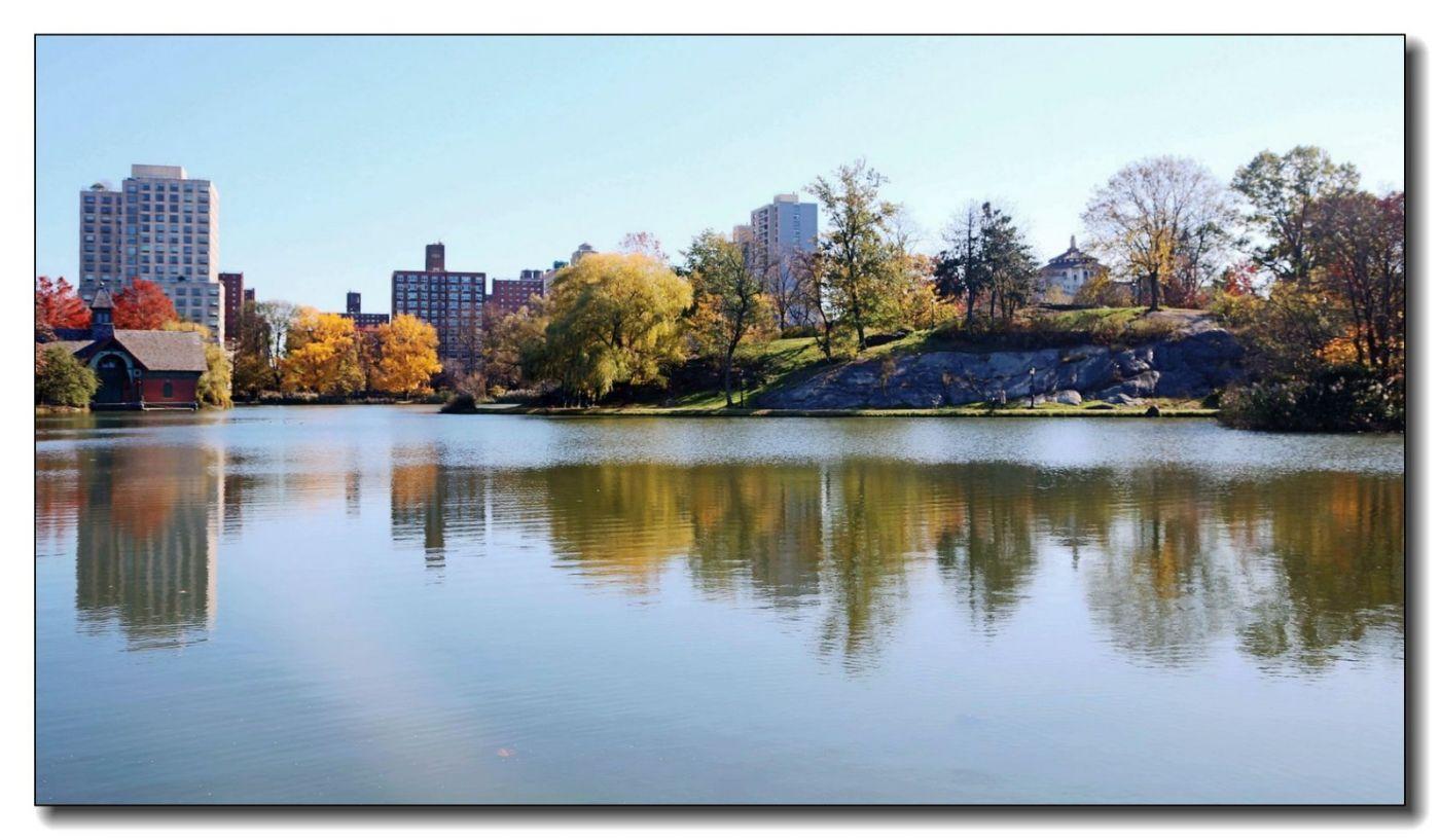 深秋色彩-中央公园2_图1-16