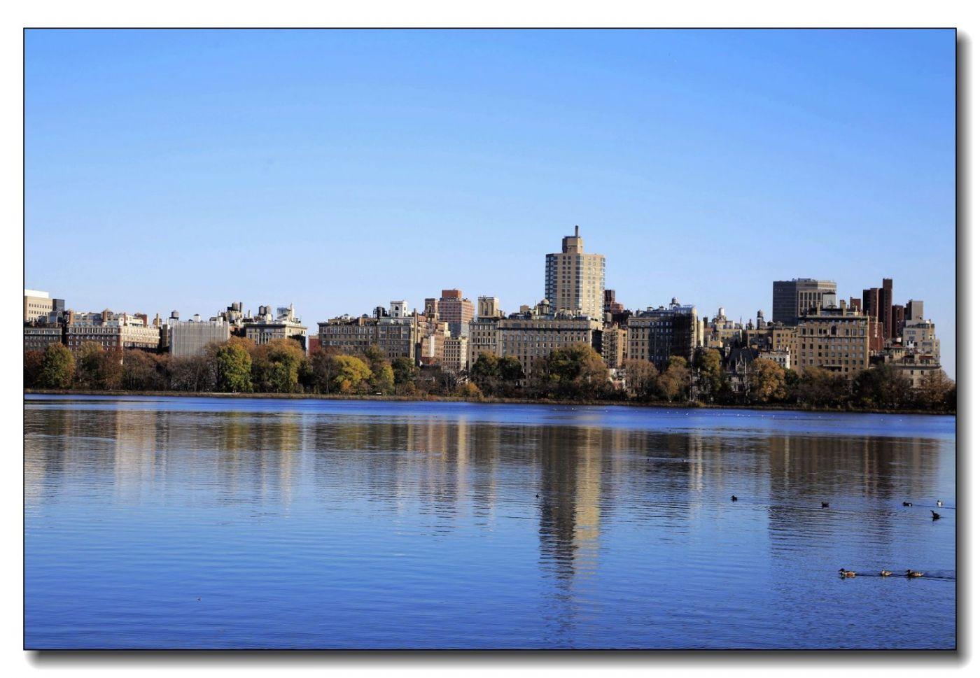 深秋色彩-中央公园2_图1-20