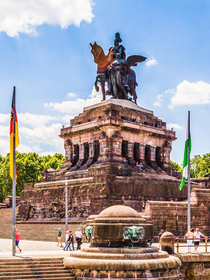 德国科布伦茨( Koblenz),世界文化遗产_图1-18
