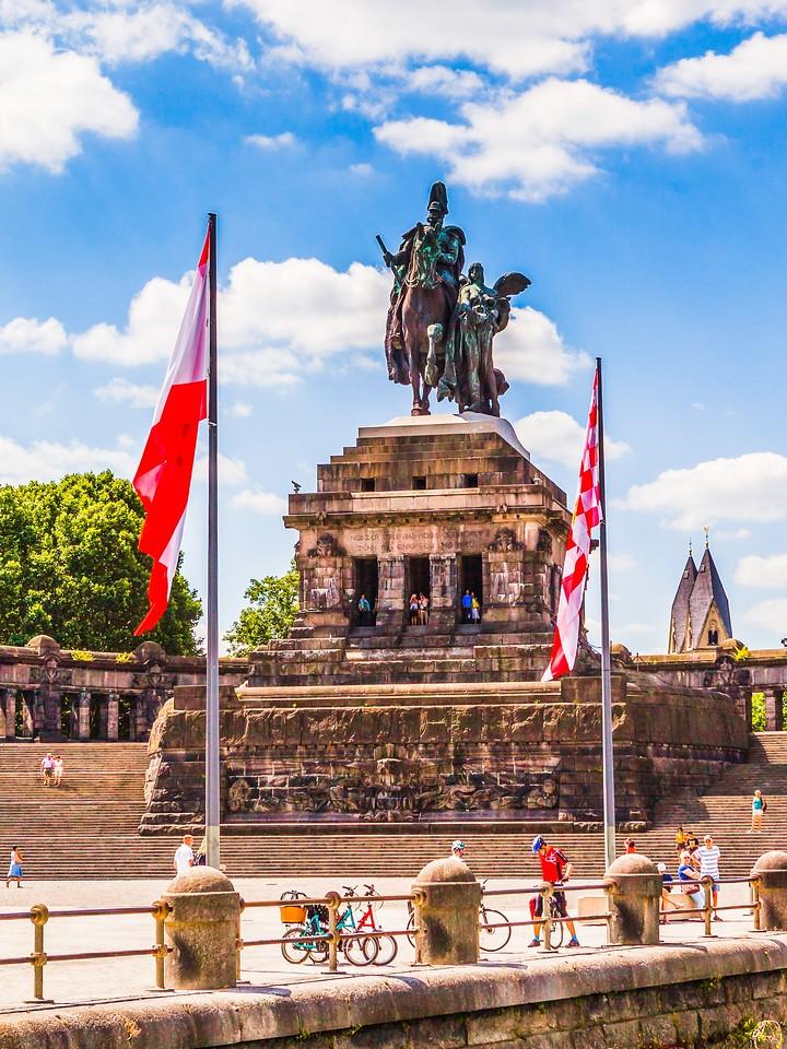 德国科布伦茨( Koblenz),世界文化遗产_图1-17