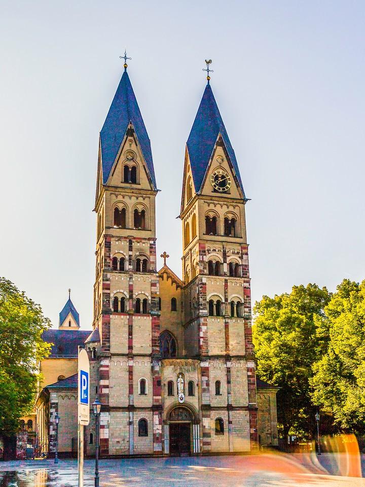 德国科布伦茨( Koblenz),世界文化遗产_图1-13