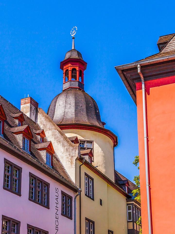 德国科布伦茨( Koblenz),世界文化遗产_图1-3