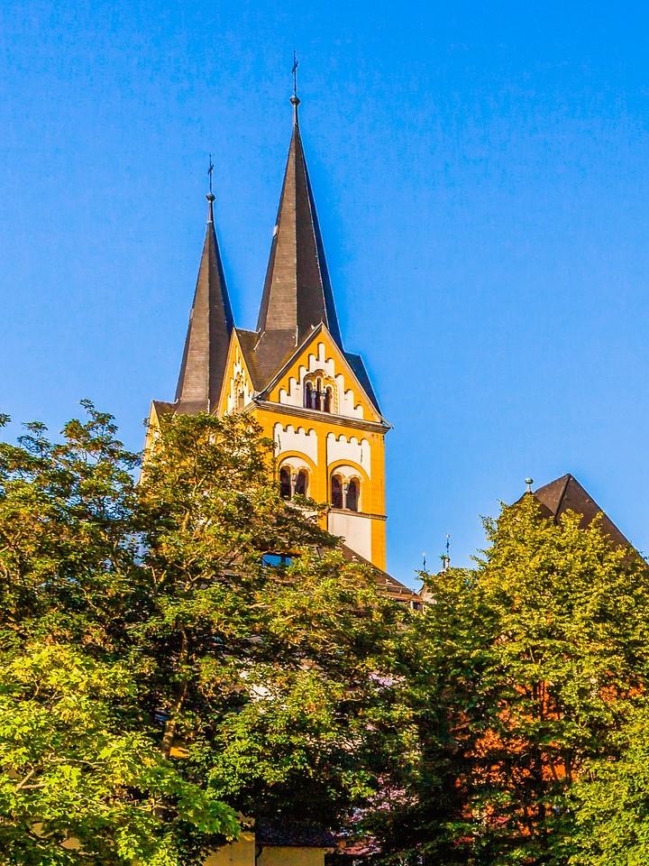德国科布伦茨( Koblenz),世界文化遗产_图1-2