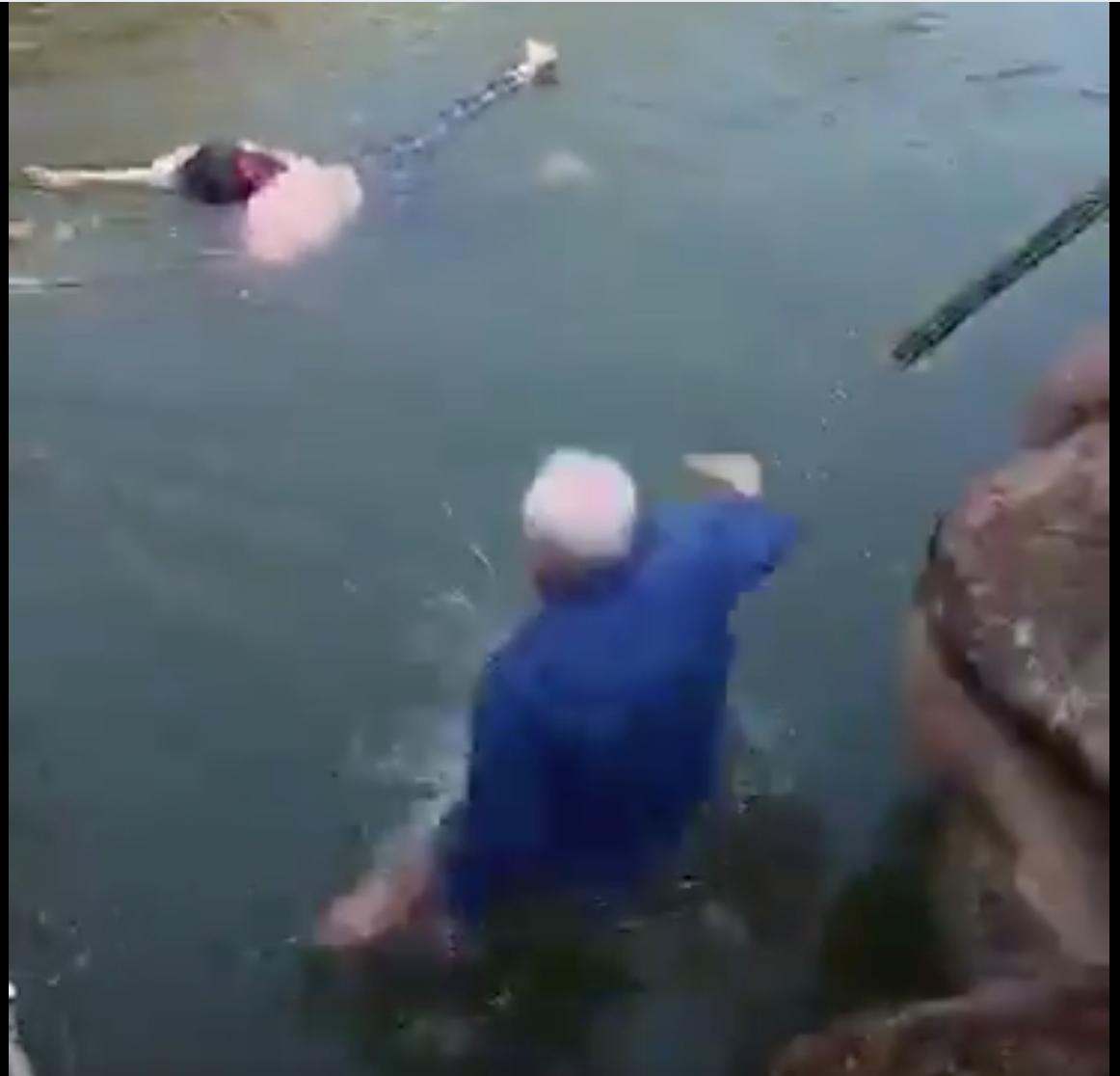 英国驻重庆总领事勇救落水中国女孩_图1-7