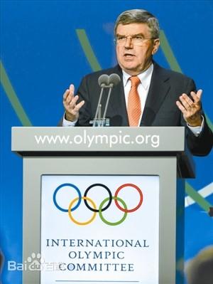 国际奥委会主席巴赫如是说_图1-1
