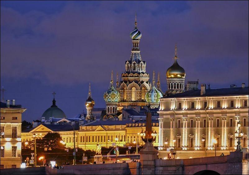 圣彼得堡夜_图1-13