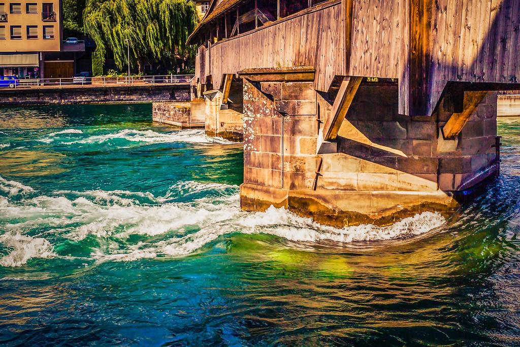 瑞士卢塞恩(Lucerne),漂亮小城_图1-31