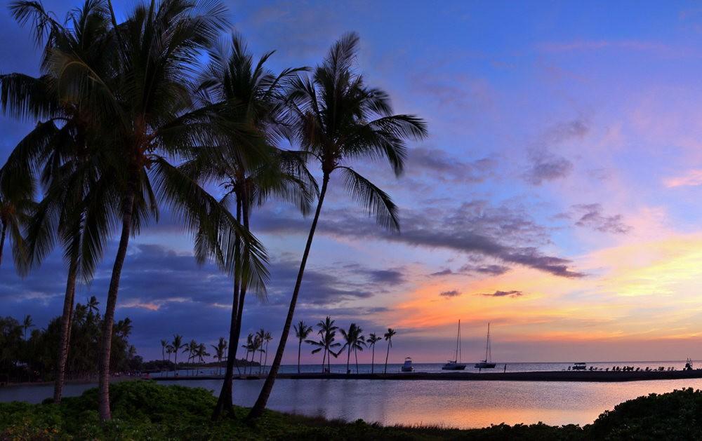 夏威夷的日落_图1-1