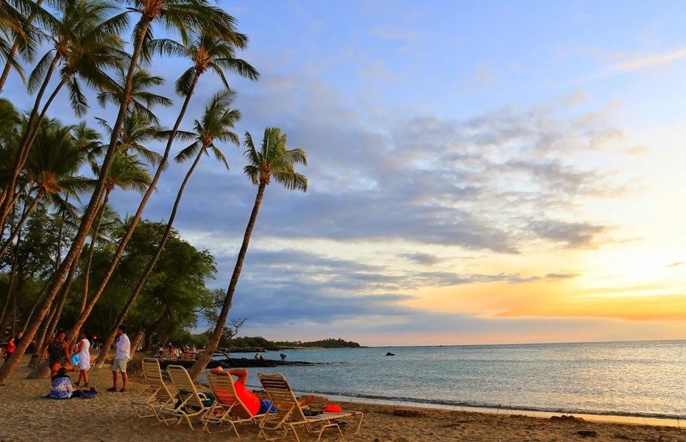 夏威夷的日落_图1-2